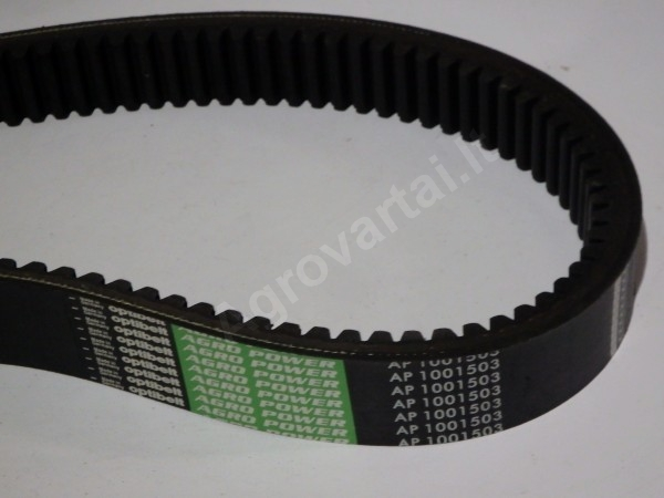 603015.1 diržas Ooptibelt  Agro Power aramid